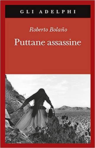 Puttane assassine Book Cover