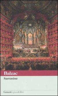 Sarrasine Book Cover
