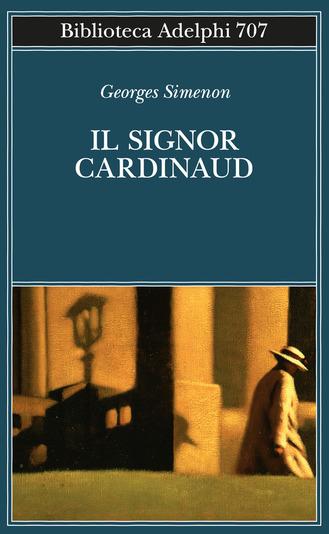Il signor Cardinaud Book Cover