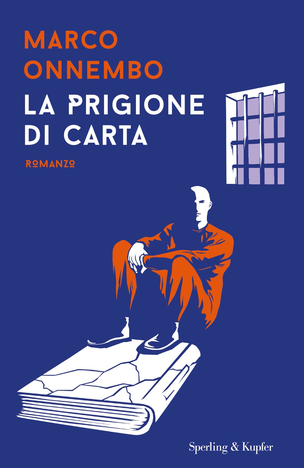 La prigione di carta Book Cover