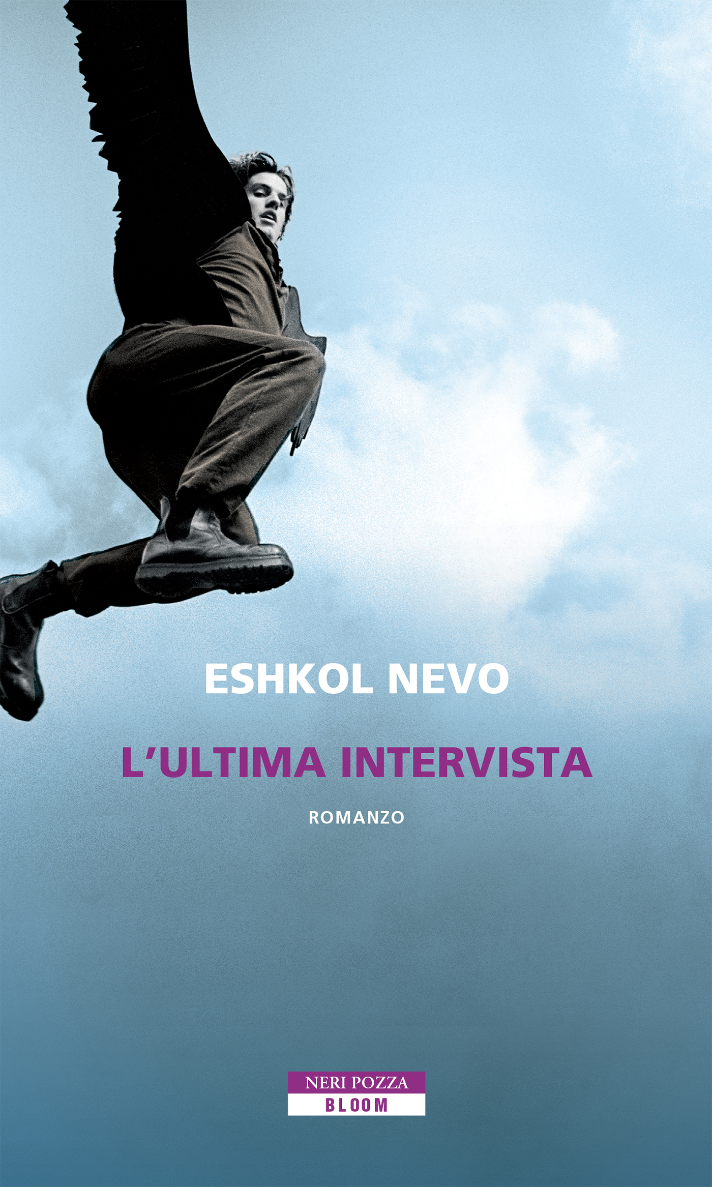 L'ultima intervista Book Cover
