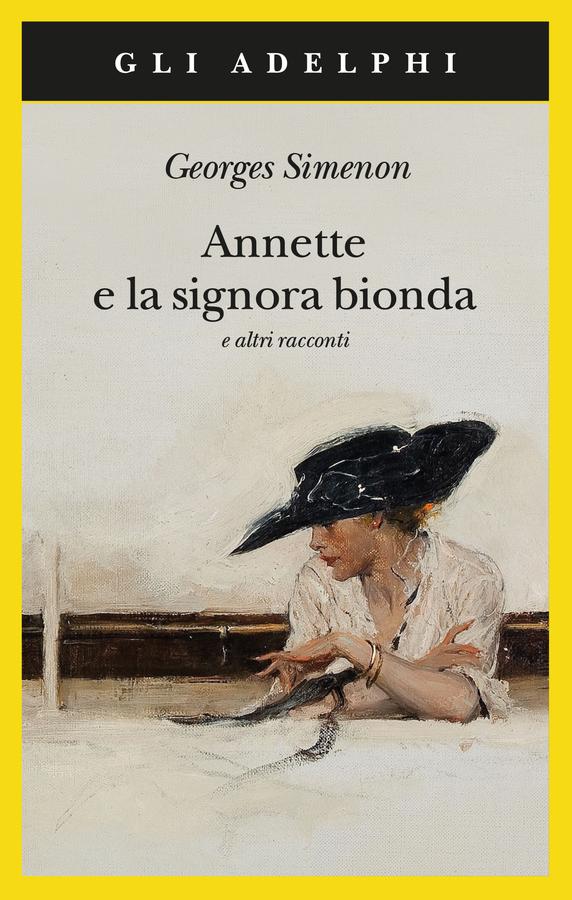 Annette e la signora bionda e altri racconti Book Cover