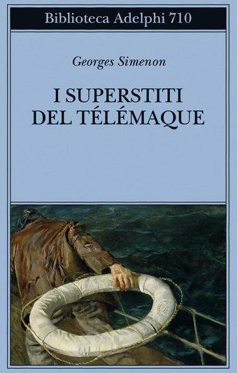 I superstiti del Telémaque Book Cover