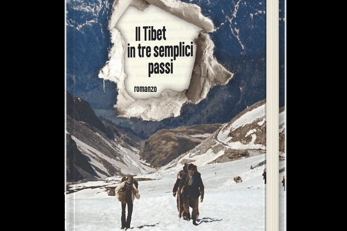 Il Tibet in tre semplici passi Book Cover