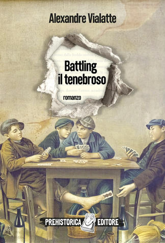 Battling il tenebroso Book Cover