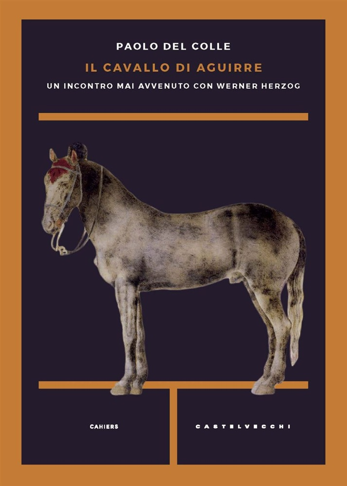 Il cavallo di Aguirre. Un incontro mai avvenuto con Werner Herzog Book Cover
