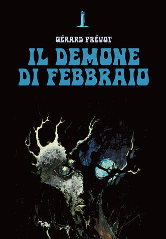Il demone di febbraio Book Cover
