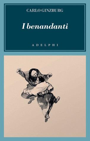 I benandanti Book Cover