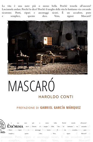 Mascarò Book Cover