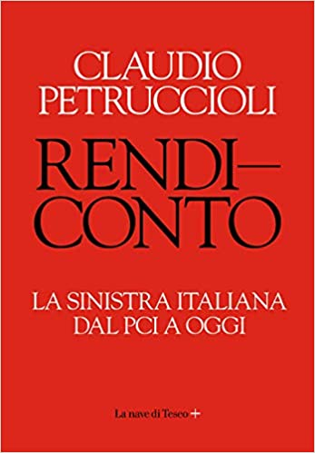 Rendiconto. La sinistra italiana dal PCI a oggi Book Cover