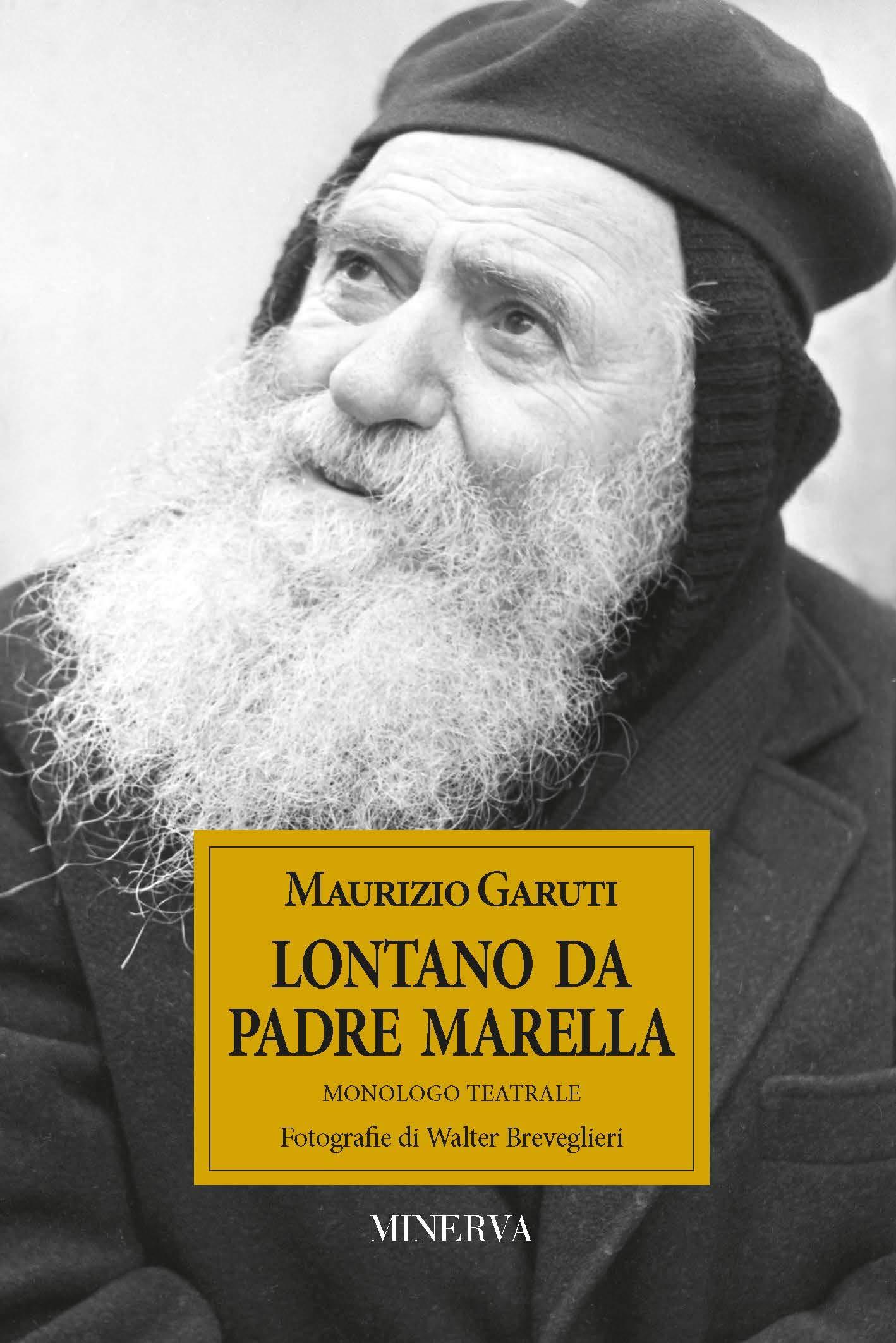 Lontano da Padre Marella Book Cover