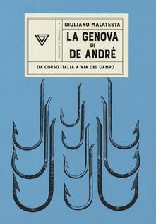 La Genova di De André Book Cover