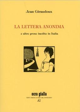 La lettera anonima Book Cover