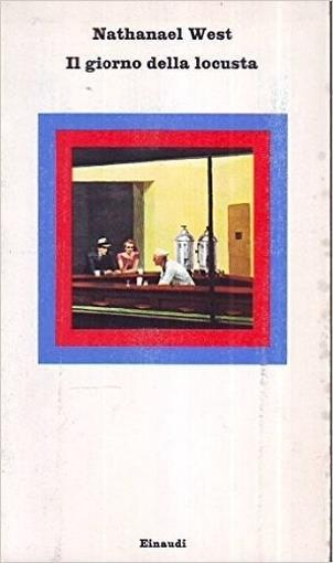 Il giorno della locusta Book Cover