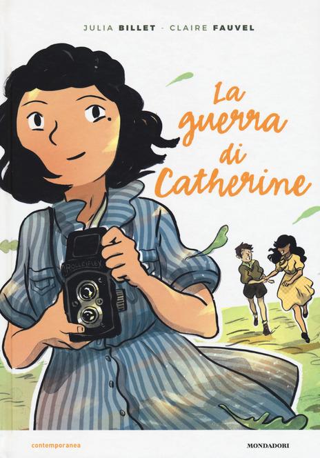 La guerra di Catherine Book Cover